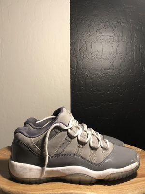 Jordan 11 Retro Low Cool Grey for Sale in Las Vegas, NV