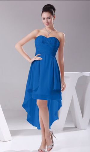 A-Line Sweetheart Formal Dress Royal Blue for Sale in Apache Junction, AZ