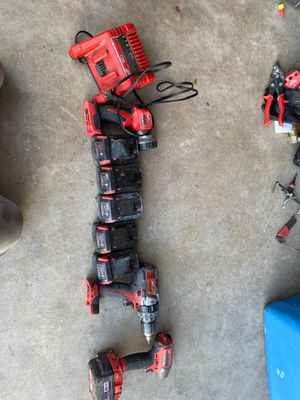 Milwaukee power tools for Sale in La Puente, CA