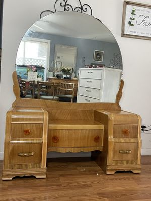 Original LA Period vanity 1940's for Sale in BETHEL, WA
