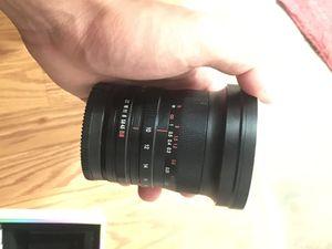 Laowa 10-18mm 4.5-5.6 for Sony E Mount for Sale in Pomona, CA