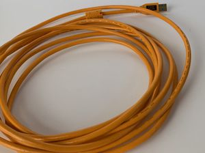 Tether Tools TetherPro USB 3.0 to Micro-B Right Angle Cable, 15' - NEW for Sale in Thousand Oaks, CA