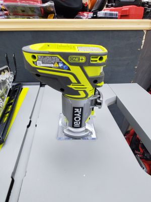Ryobi 18v cordless router only 35$!!🧨🔥🧨 for Sale in Fort Worth, TX