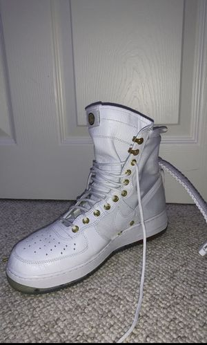 Nike AirForce 1's SF High Men's for Sale in North Potomac, MD