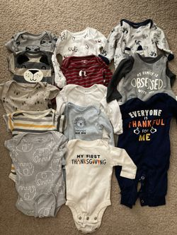 Baby Boy Clothes Newborn-6 Months  for Sale in Charlotte, NC