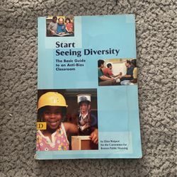 Start Seeing Diversity- The Basic Guide To An Anti-bias Classroom for Sale in Portland,  OR
