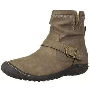 JBU by Jambu Women's Dottie Weather Ready Ankle Boot, Taupe, 10M US for Sale in Los Angeles, CA