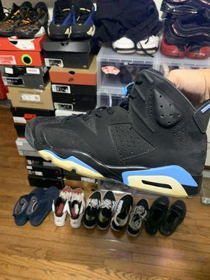 Jordan 6 unc size 11 for Sale in San Leandro, CA