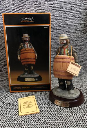 Emmett Kelly,Jr. signature collection for Sale in West Palm Beach, FL