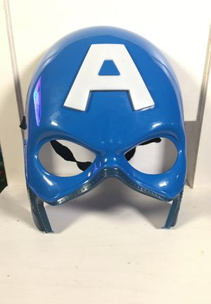 Toy captain America mask for Sale in Alameda, CA