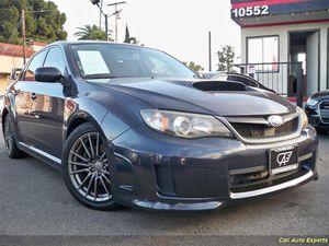 2011 Subaru Impreza Sedan WRX for Sale in Garden Grove, CA