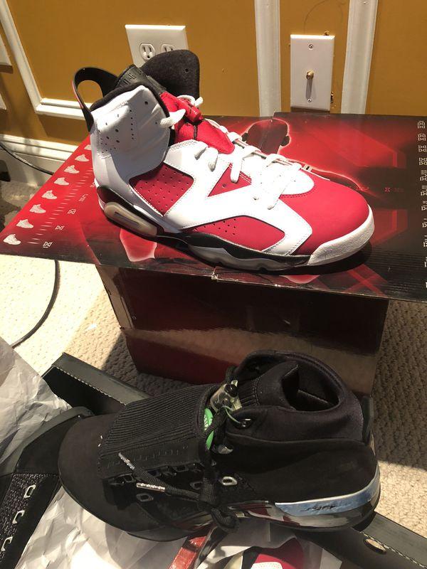Jordan Countdown Package 6/17 size 13