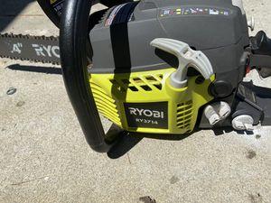 Ryobi gas chainsaw 14 inches for Sale in Cerritos, CA