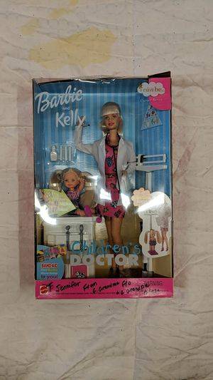 Vintage Barbie & Kelly Doll for Sale in Chico, CA