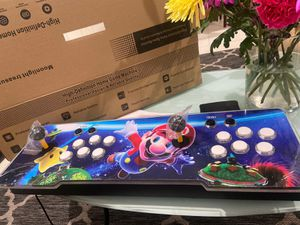 Pandora box with 3399 classic arcade games available 👾✅ for Sale in Hollywood, FL