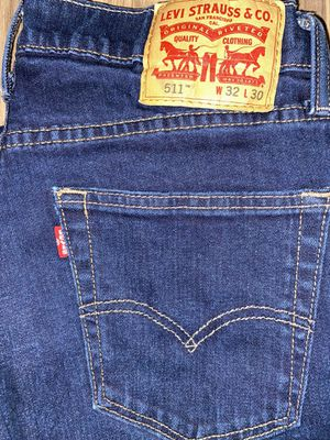 MEN's LEVIS 511 SLIM FIT JEANS SIZE 32x30 FITS LIKE A 31or 30Send me an offer for Sale in Huntington Beach, CA
