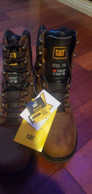 caterpiller waterproof steel toe work boot for Sale in Federal Way, WA