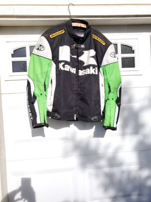 Motorcycle jacket: Kawasaki joe Rocket XL for Sale in Fresno, CA