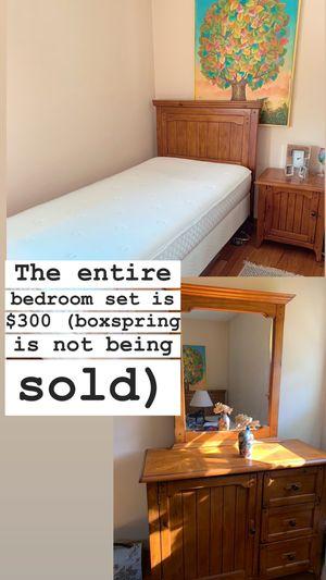 Twin Bedroom Set for Sale in Piscataway, NJ