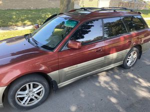 2002 Subaru Outback Limited Edition for Sale in Cudahy, WI