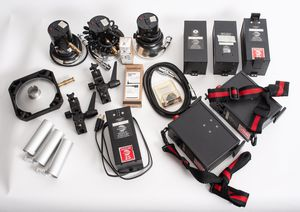 Lumedyne portable flash location lighting for DSLR for Sale in Burien, WA