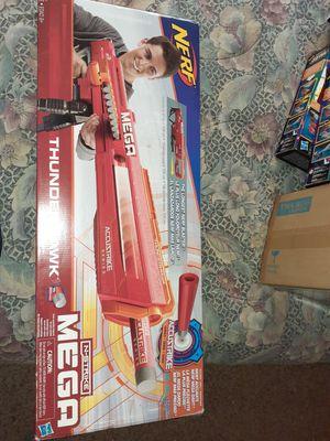 Nerf gun N-Strike Mega Thunderhawk for Sale in St. Petersburg, FL