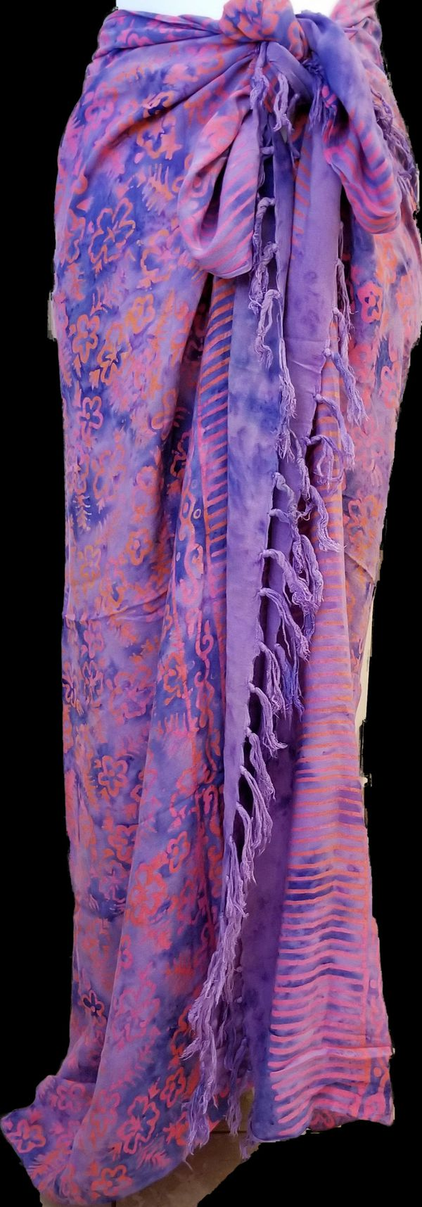 Sarongs assorted colors