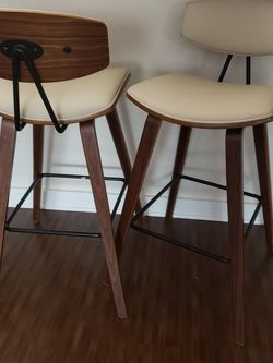 Mid Century Bar Stools (4) for Sale in Seattle,  WA
