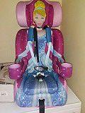Cinderella car seat for Sale in Myrtle Beach, SC
