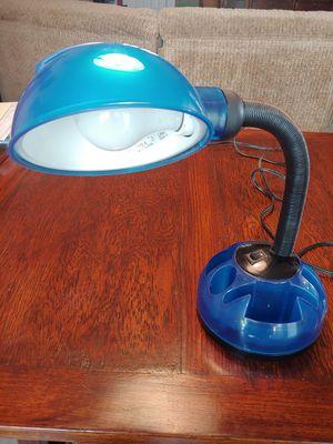 Gosseneck Desk Lamp with Rotating Desk Organizer for Sale in Costa Mesa, CA