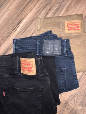 levi's 502 men's for Sale in San Diego, CA