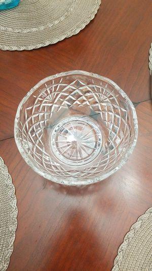 Czech crystal bowl for Sale in Alexandria, VA