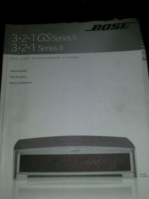 Bose sound system for Sale in Arrington, VA