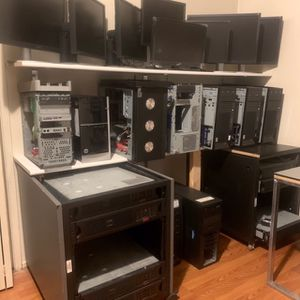 PC/Mac/Apple/hp TOWERS/PARTS/GRAPHIX CARDS/Monitors/Keyboards/etc. for Sale in South Gate, CA