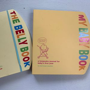 The Belly & Baby Books - pregnancy and baby milestones for Sale in Roswell, GA