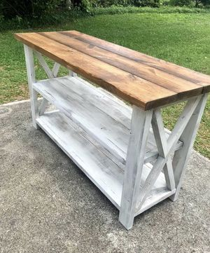 Custom dining, console and wine tables. for Sale in Davenport, FL