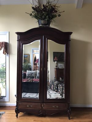 Antique French armoire for Sale in Raleigh, NC