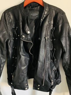 [P]leather Jacket for Sale in Philadelphia,  PA