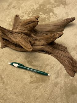 Smooth Drift Wood Flat Bottom Used For Several Things for Sale in Hurst,  TX