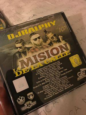 Reggaeton & Trap Latino MixCds 2019 La Mision De La Calle for Sale in Newington, CT