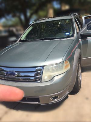 2008 Ford Taurus X Sel 3rd Row for Sale in Austin, TX