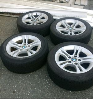 "16"" BMW Wheels With Tires $500 for Sale in Wall Township, NJ"