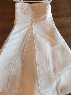 Flower Girl Dress, David's Bridal, Size 3T for Sale in LaBelle,  FL
