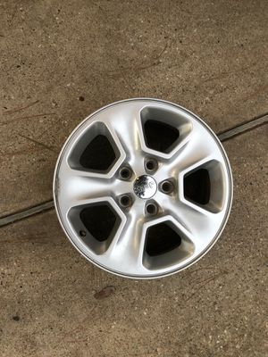 Jeep Wheels. Set of 4 17x8 for Sale in Spring, TX