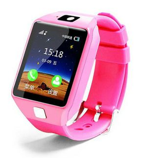 Pink smart watch with camera for Sale in TN, US