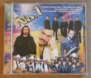 Los No.1 Compilation CD 2002 for Sale in Sedro-Woolley, WA