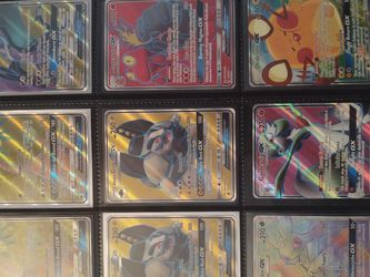 Pokemon GX, EX, V, VMaxes All Near Mint! for Sale in Quincy,  MA