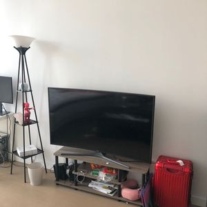 55inch Samsung tv/sofa/tea table/mirror/computer/rice cooker for Sale in Queens, NY
