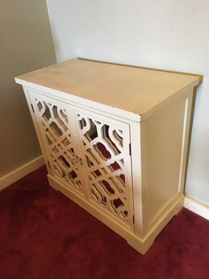 Mirrored TV stand for Sale in San Francisco, CA
