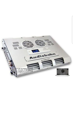 Audiobahn A12001DT Amplifier for Sale in Bristow, VA
